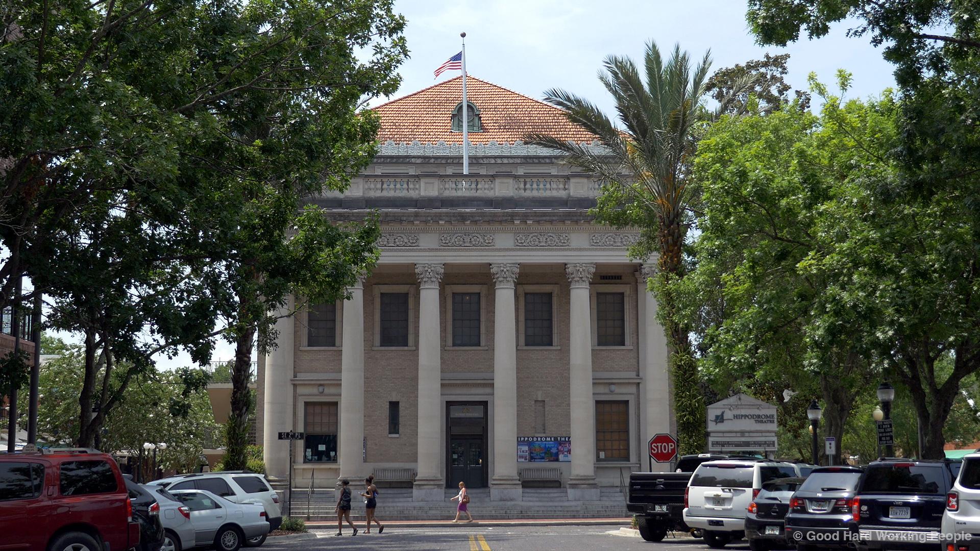 Hippodrome Theatre, Gainesville, Florida